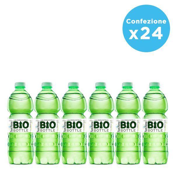 Acqua Sant'Anna 0,5 L confezione x24 bio bottle