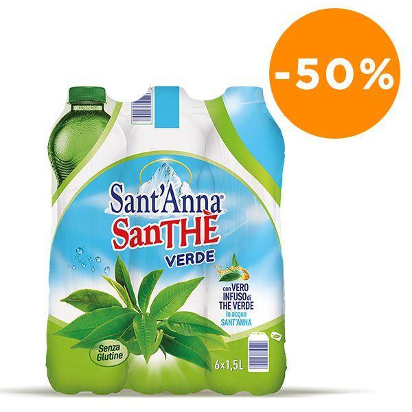SanThè Verde 1,5L