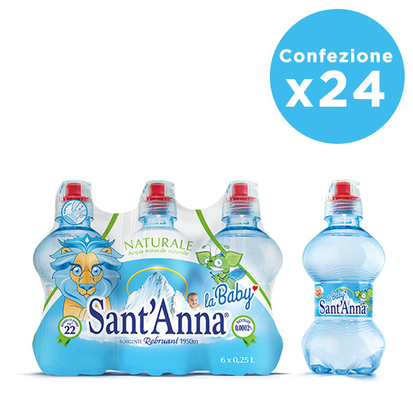 Baby Bottle Naturale 0,25L