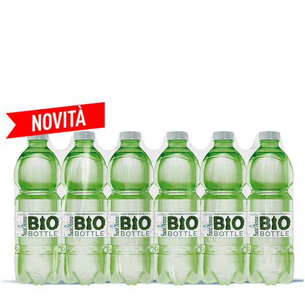 Bio Bottle Naturale 0,5L