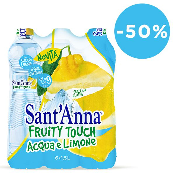 Fruity Touch Limone 1,5L