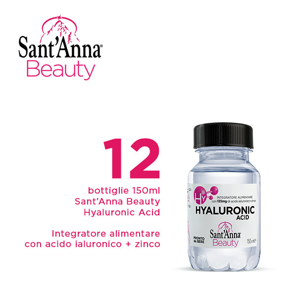 Sant'Anna Beauty Hyaluronic Acid