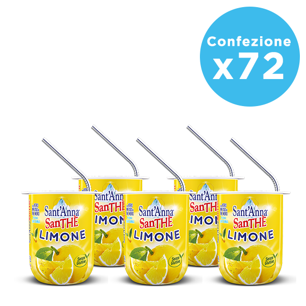 SanThè Limone 0,2L Maxi Pack