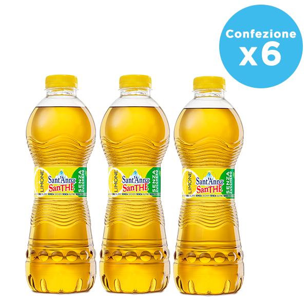 SanThè Senza Zucchero Limone 1,0L