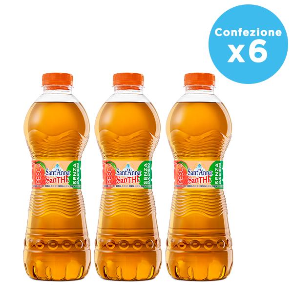 SanThè Senza Zucchero Pesca 1,0L